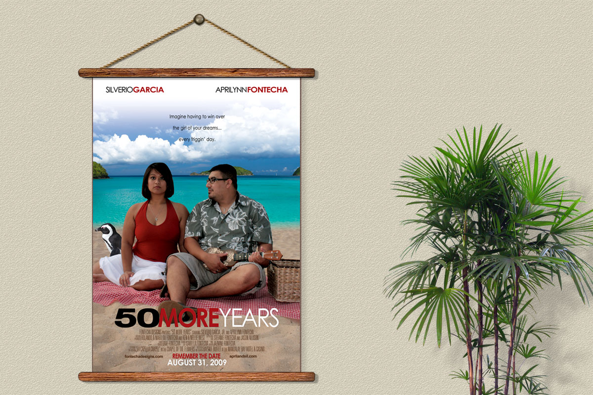 50 More Years Poster 1