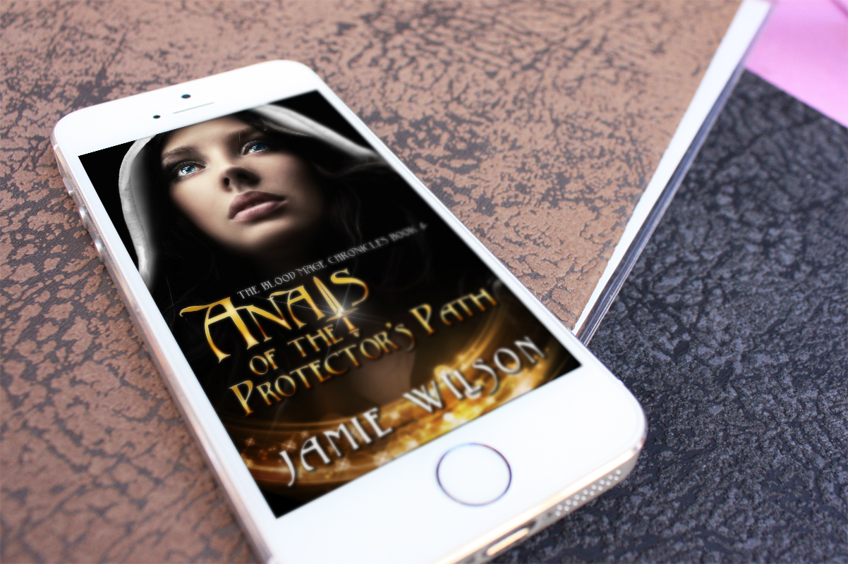 Anais of the Protector's Path by Jamie Wilson 3