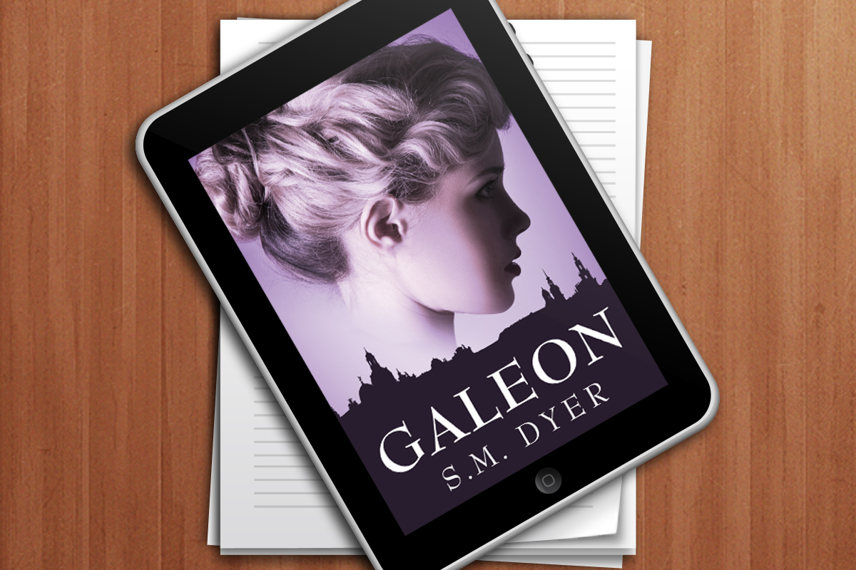 Galeon by S.M. Dyer 1