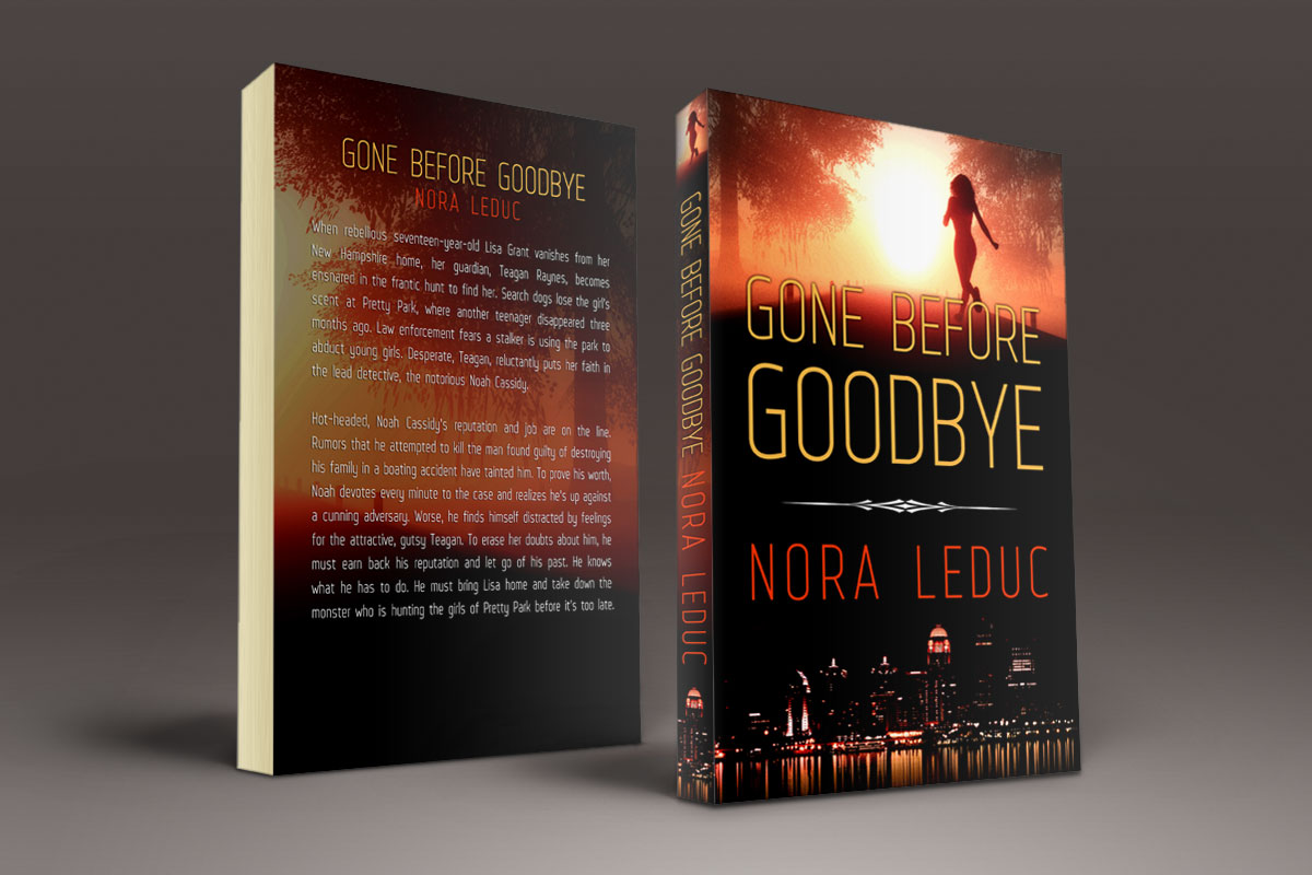 Gone Before Goodbye by Nora LeDuc 1