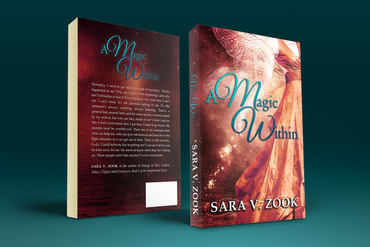 A Magic Within by Sara V. Zook 1