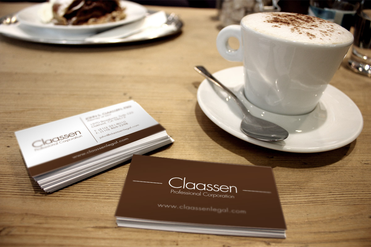 Claassen Business Card 1