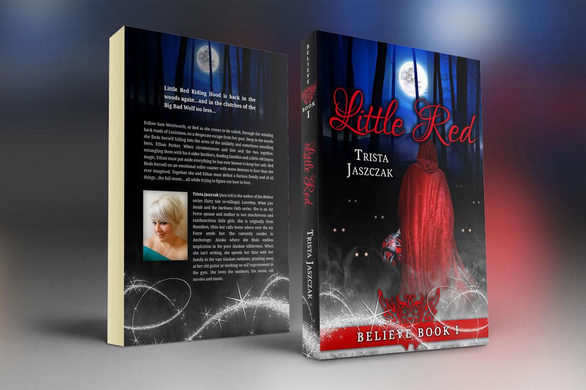 Little Red by Trista Jaszczak 1