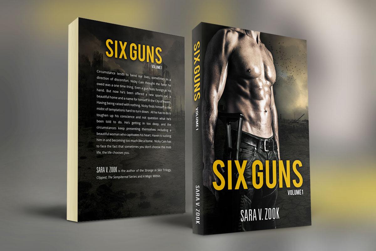 Six Guns: Volume 1 by Sara V. Zook 4