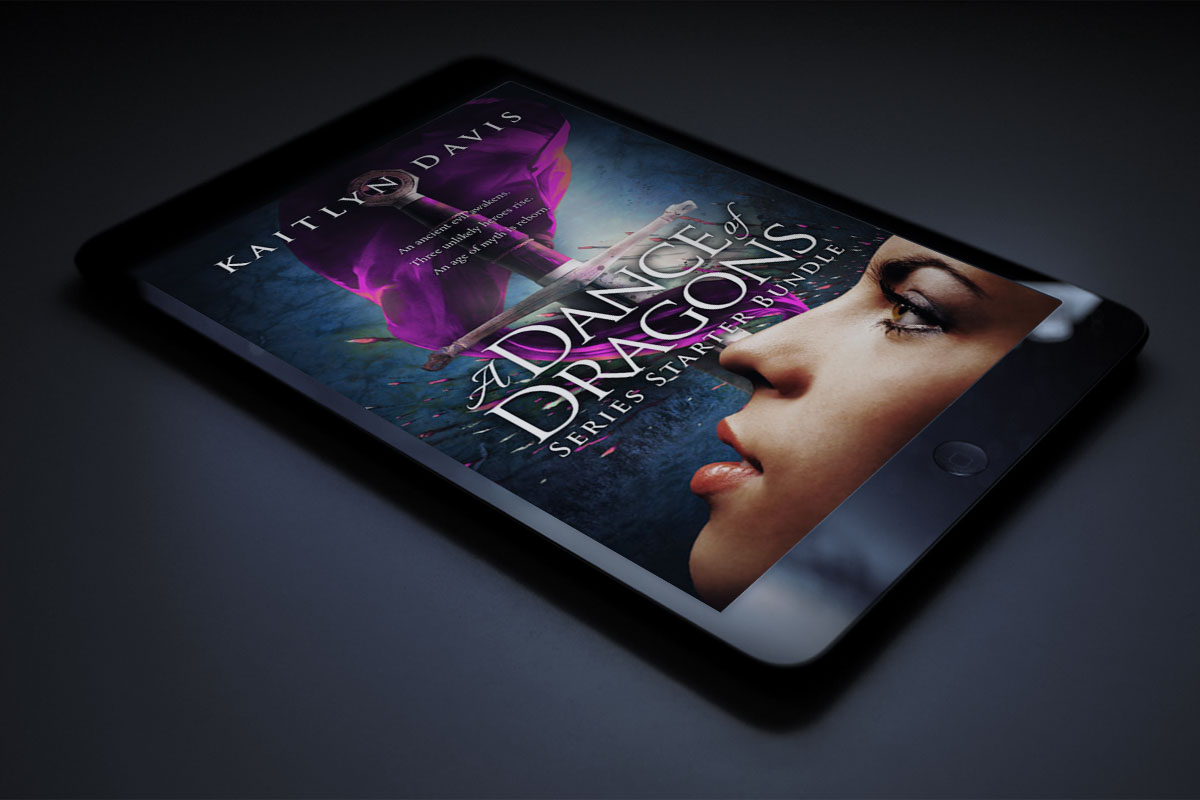A Dance of Dragons: Series Starter Bundle by Kaitlyn Davis 1