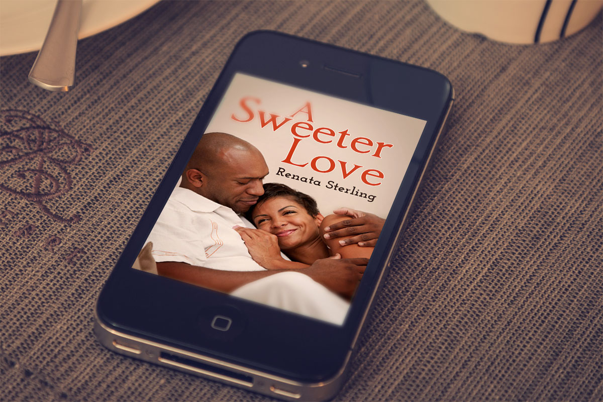 A Sweeter Love by Renata Sterling 1