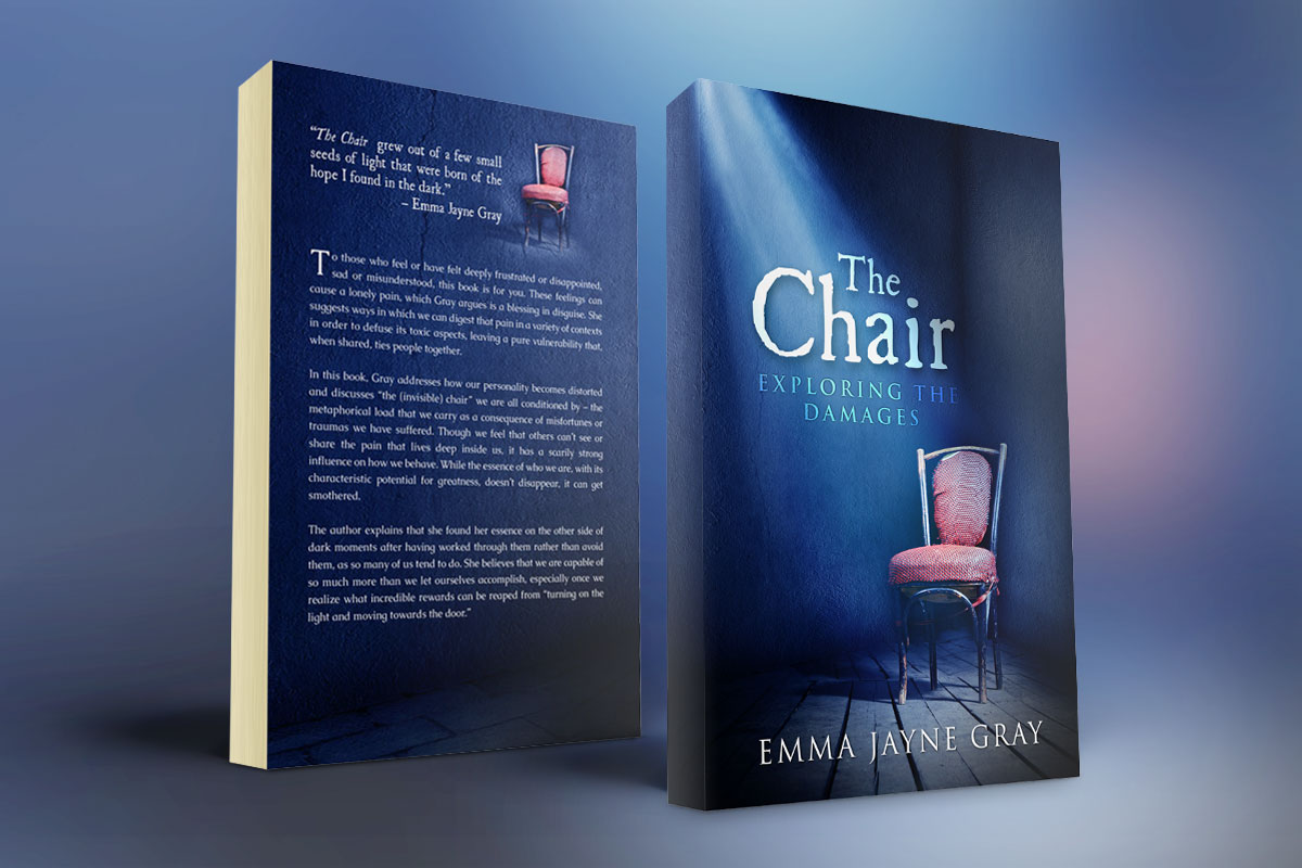 The Chair by Emma Jayne Gray 1