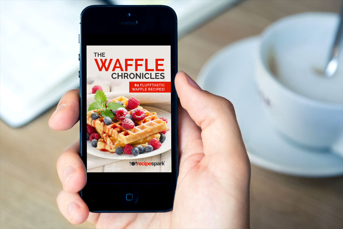 The Waffle Chronicles by Recipe Spark 1