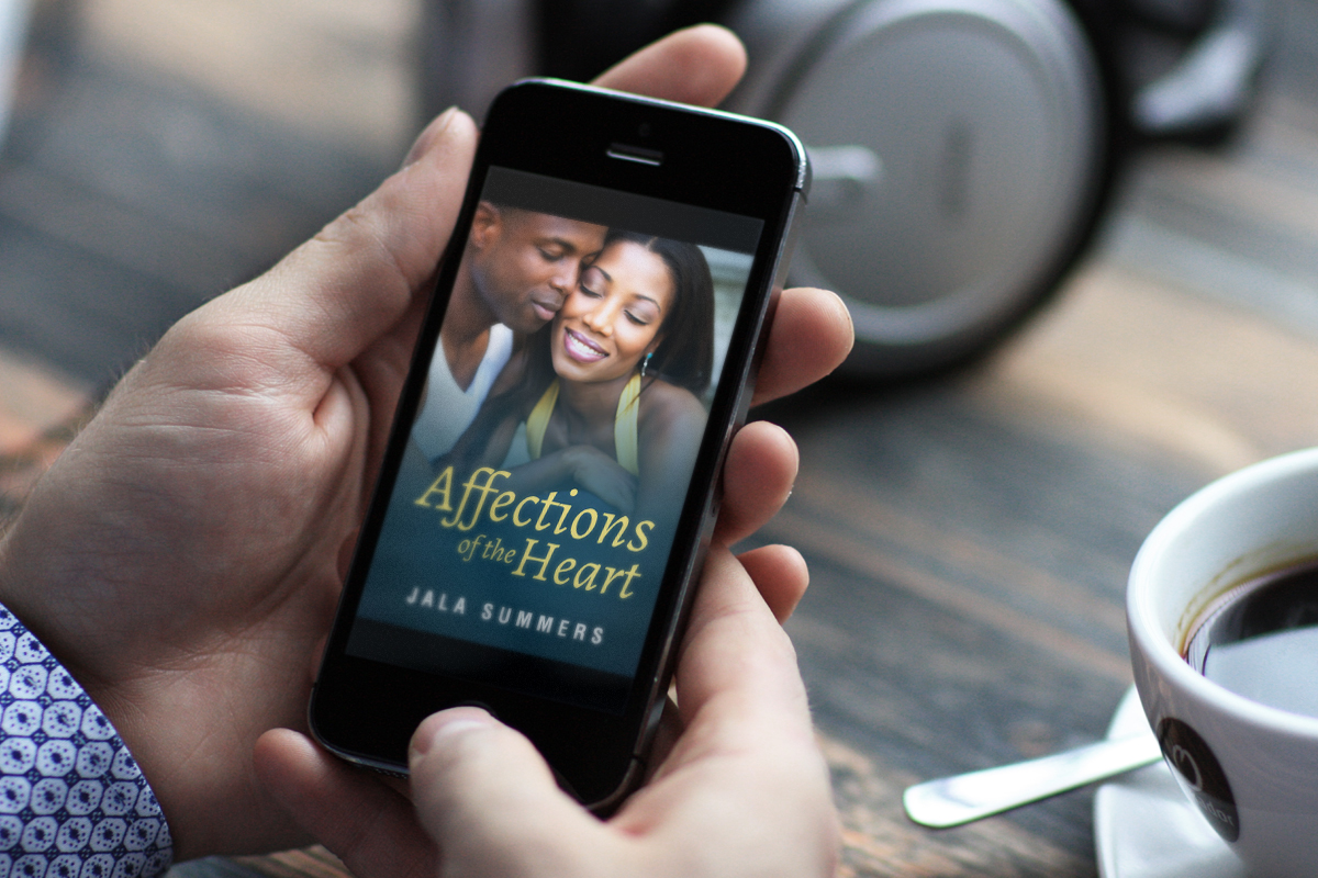 Affections of the Heart by Jala Summers 1