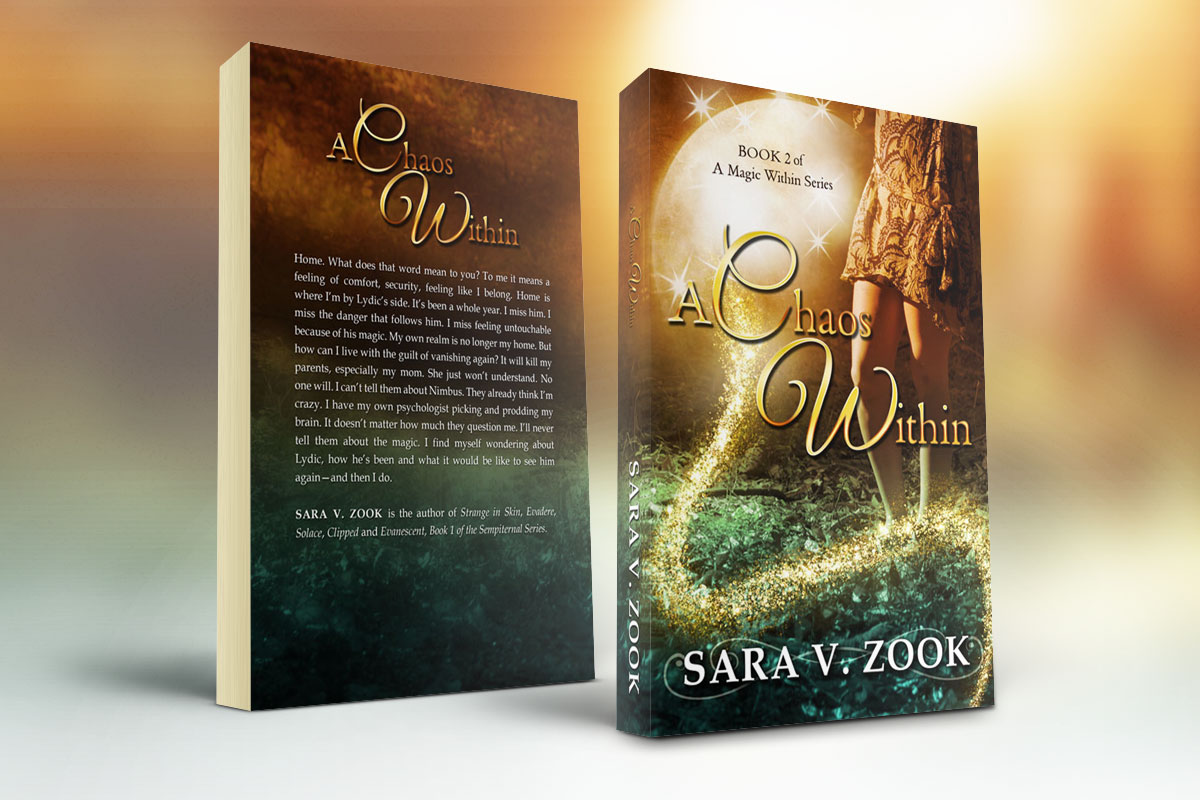 A Chaos Within by Sara V. Zook 9
