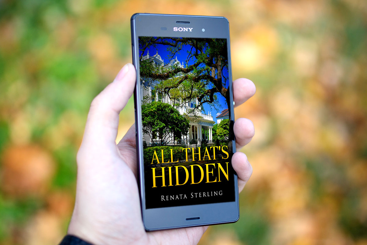 All That's Hidden by Renata Sterling 1