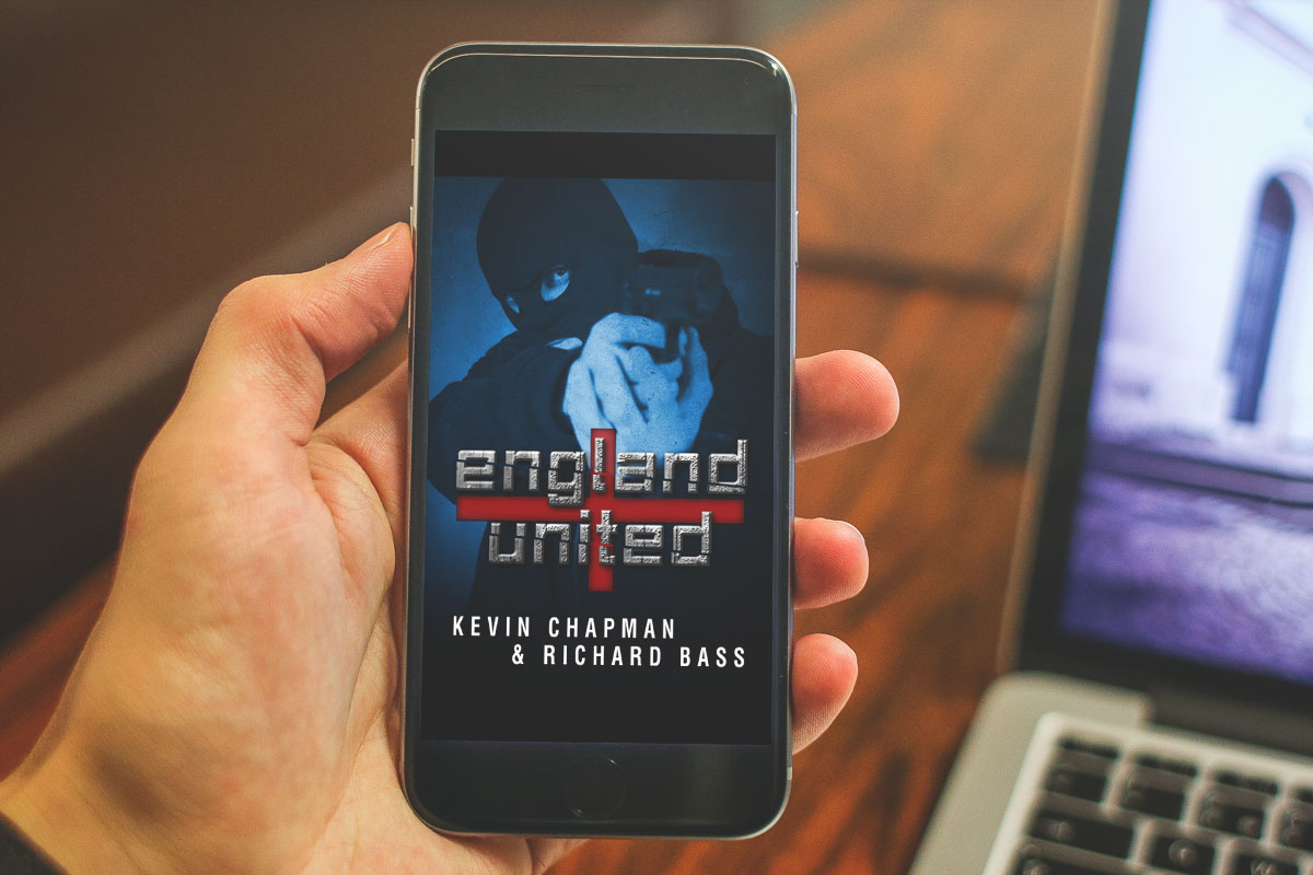 England United by Kevin Chapman & Richard Bass 1