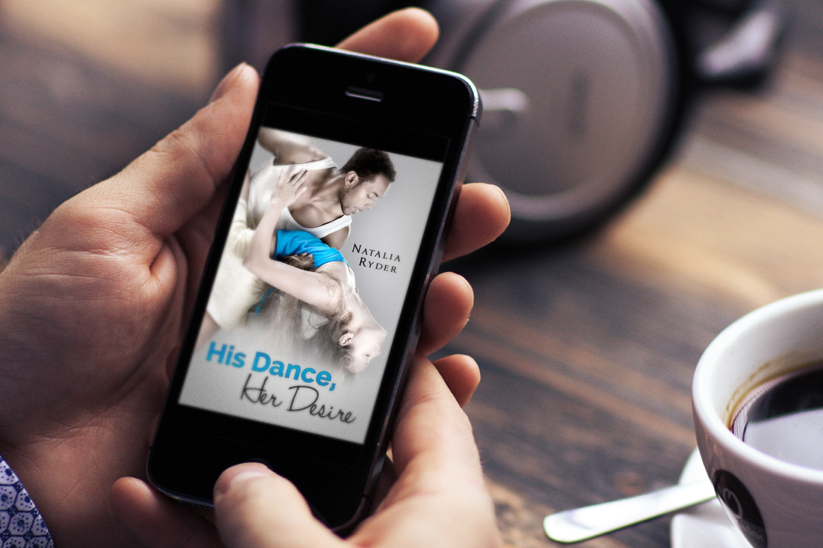 His Dance, Her Desire by Natalia Ryder 1