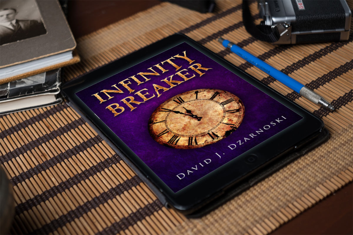 Infinity Breaker by David J. Dzarnoski 1