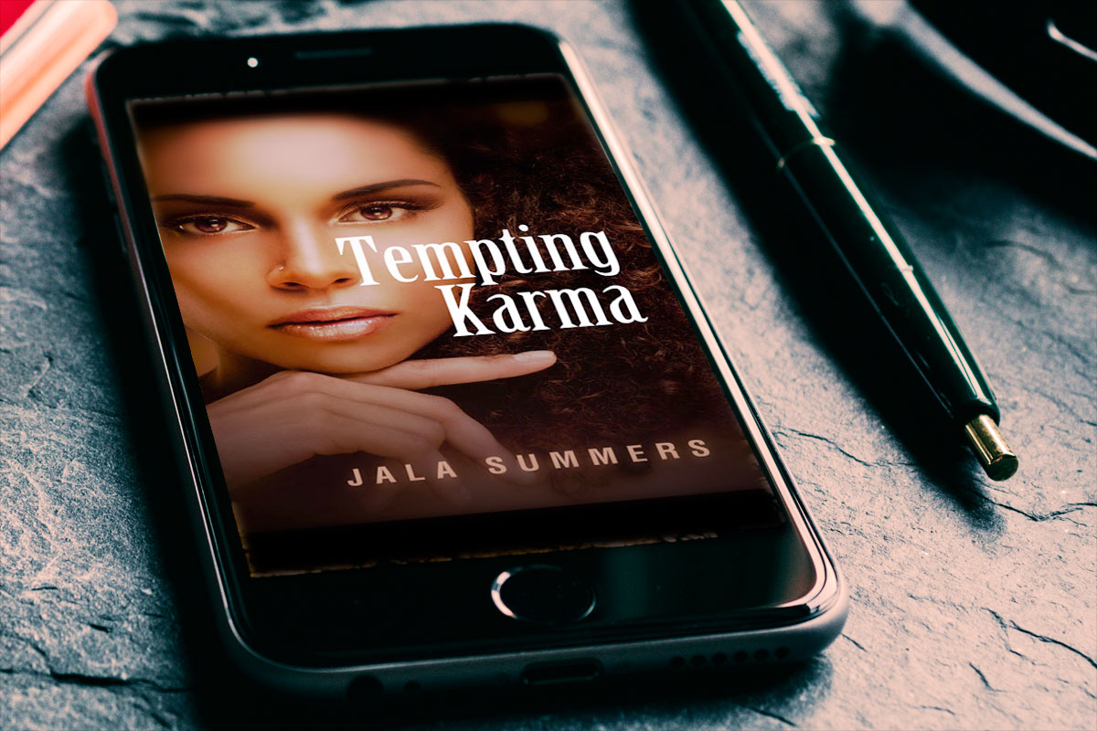 Tempting Karma by Jala Summers 1