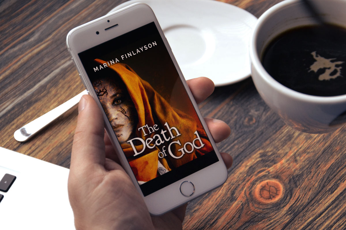 The Death of God by Marina Finlayson 1