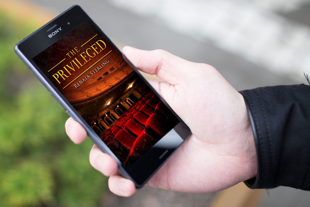 The Privileged by Renata Sterling 1