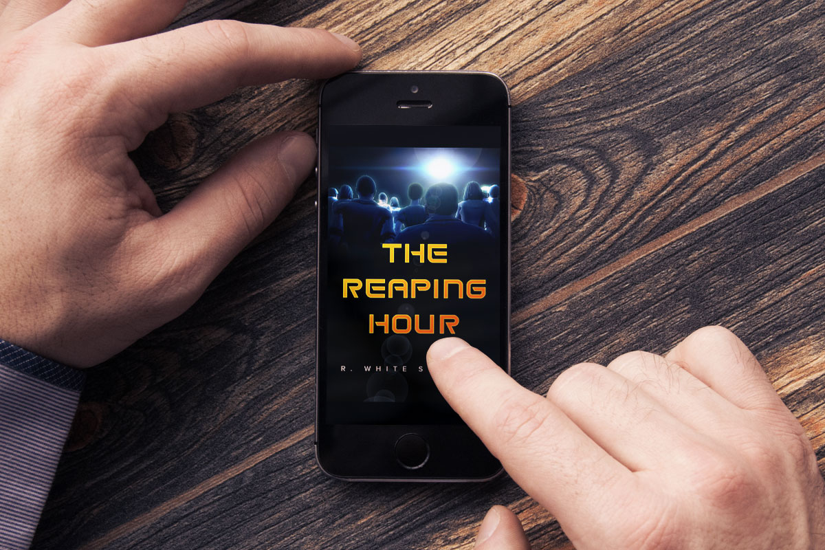 The Reaping Hour by R. White Sterling 2