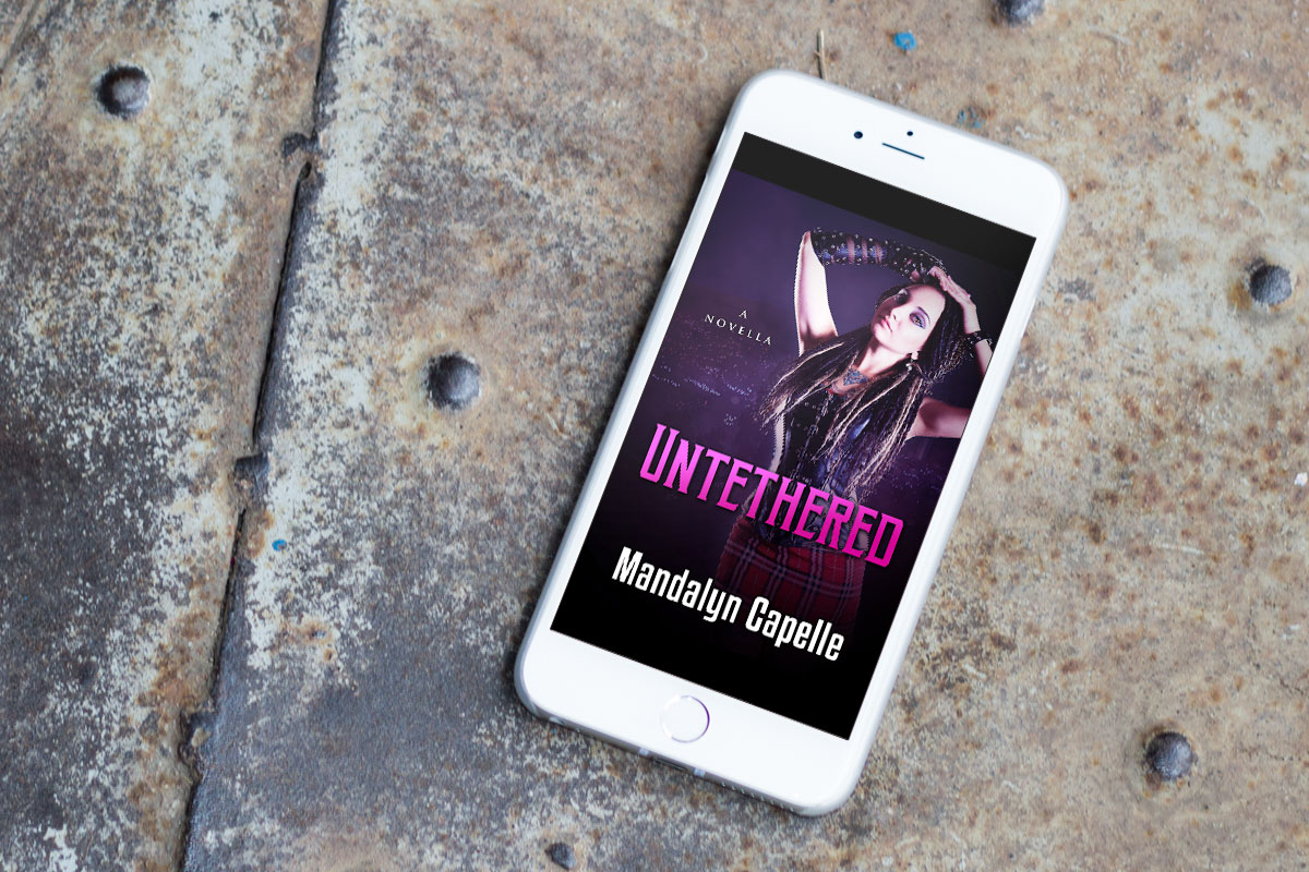 Untethered by Mandalyn Capelle 1