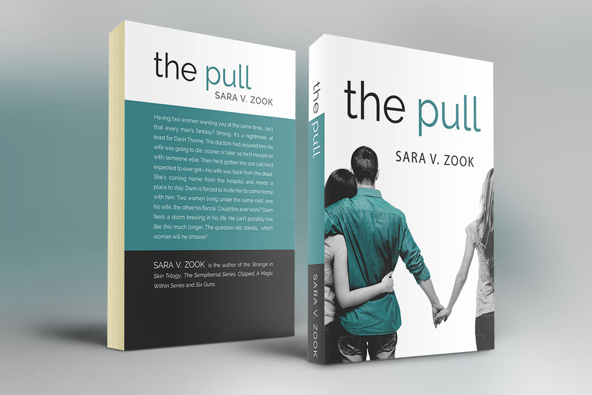 The Pull by Sara V. Zook 5