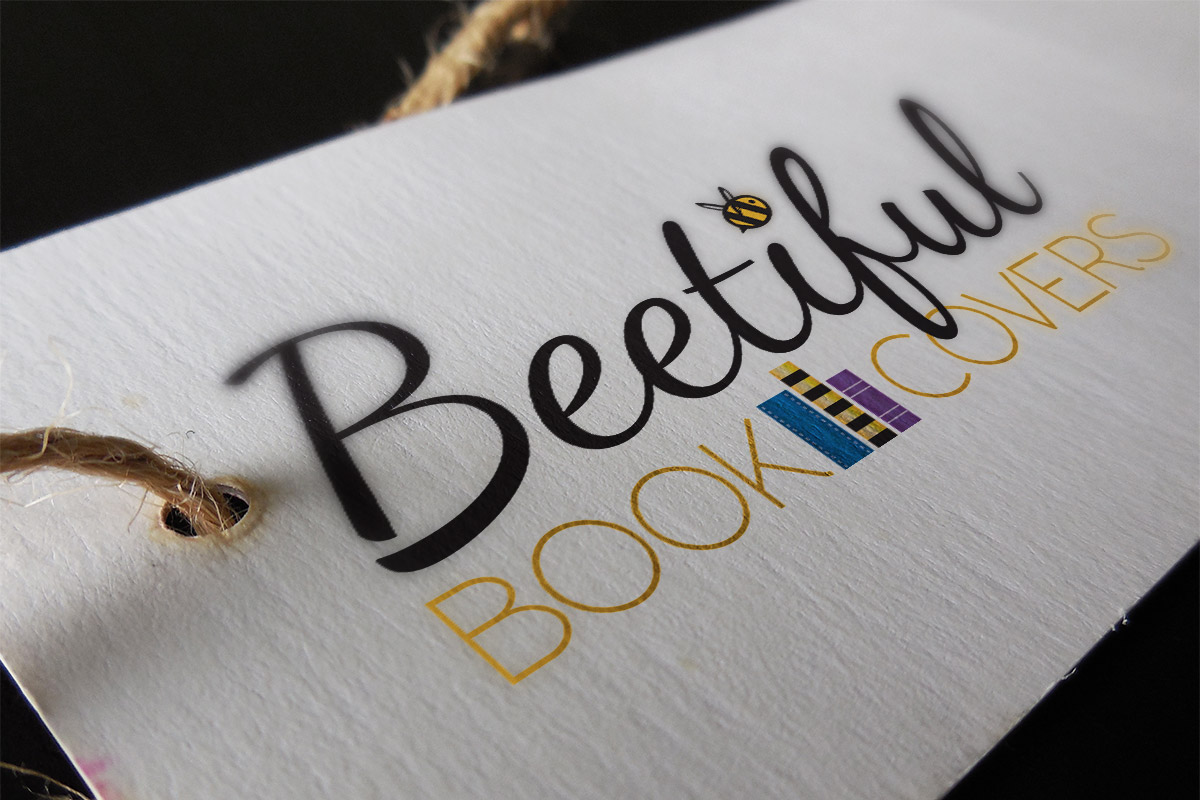Beetiful Book Covers Logo 5