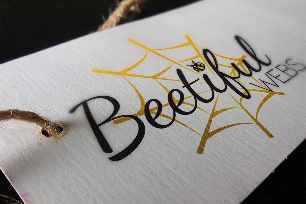Beetiful Webs Logo 4