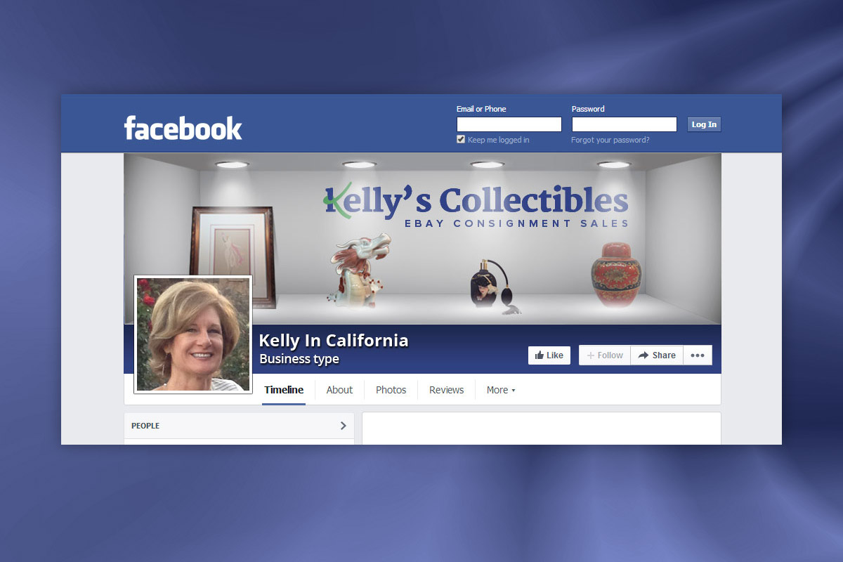 Kelly's Collectibles - Facebook Banner Image 5